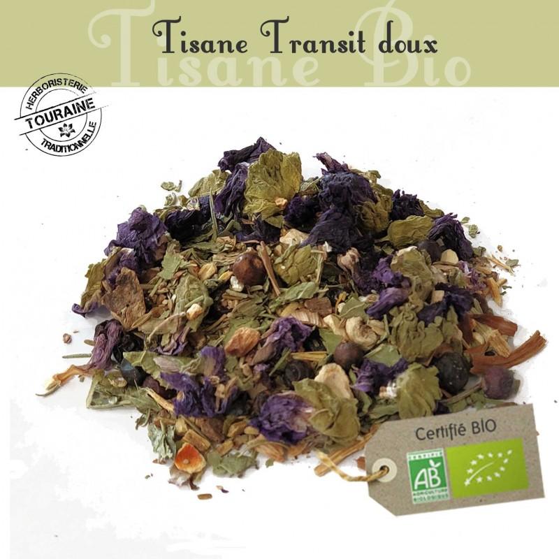 Tisane Transit Doux Bio