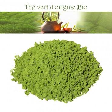 Thé vert Matcha supérieur Bio