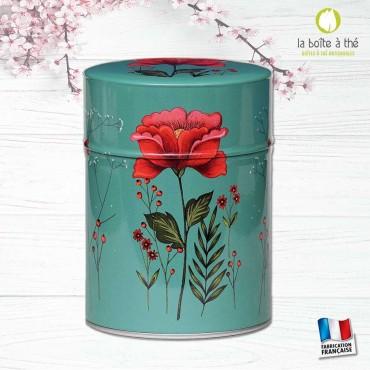 Boîte luxe 'Fleur Rouge' -...