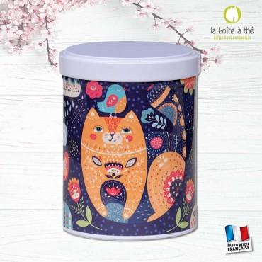 Boîte classique 'Cat and...
