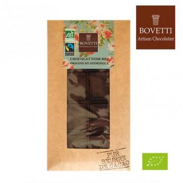Chocolat noir 73 % bio