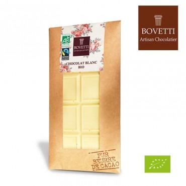 Chocolat blanc bio
