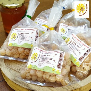 Bonbons Miel Eucalpyptus
