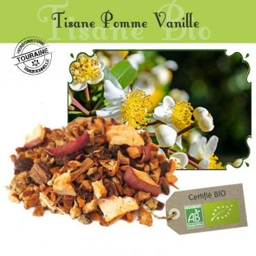 Tisane Pomme Vanille bio -...