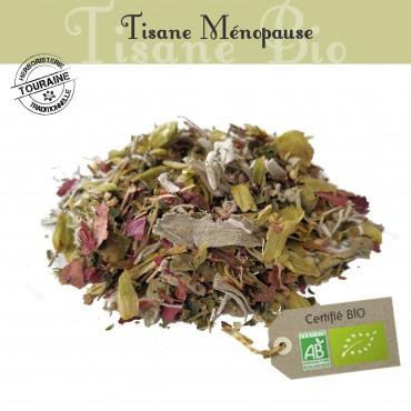 Tisane Ménopause Bio