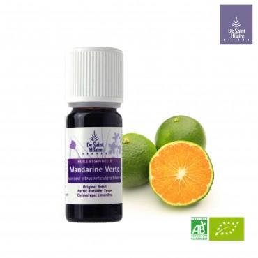 Mandarinier verte huile...