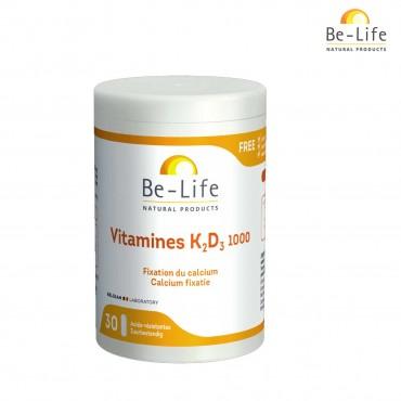 Vitamines K2D3 1000 UI